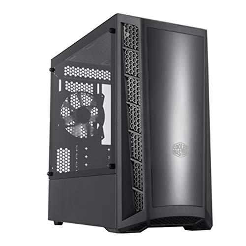Cooler Master MasterBox B320L - Vetro temperato/mesh