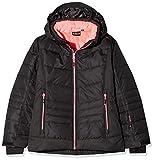 CMP Chaqueta de esquí Feel Warm Flock 3.000 39W2045 Chaqueta, Niñas, Nero, 140