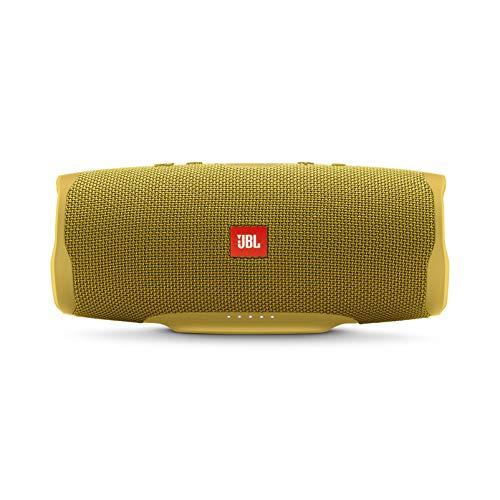 JBL Charge 4 - Waterproof Portable Bluetooth Speaker - Yellow