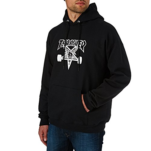 Thrasher Herren Kapuzenpullover Skate Goat Hoodie
