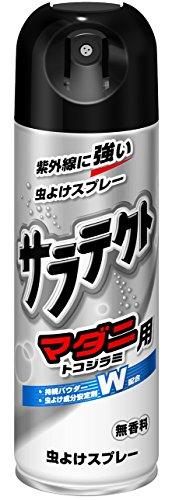 サラテクト マダニ・トコジラミ用 虫よけスプレー [200mL]