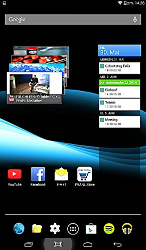 TOUCHLET 10.1 Zoll – Tablet PC XA100.pro von Pearl - 7