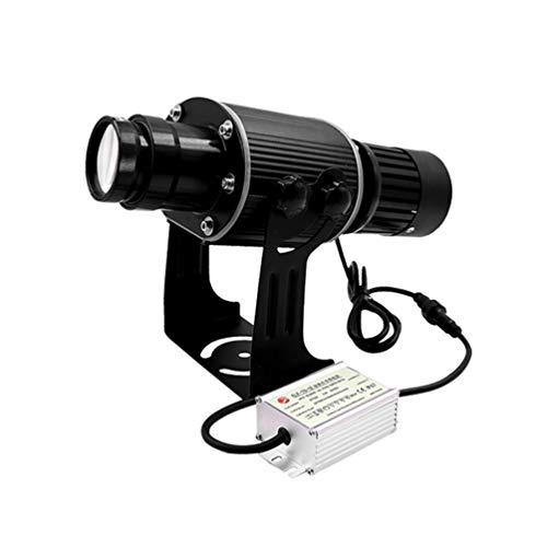 HXZB Waterdicht buitenshuis IP67-logo projector met Gobo, voor feestjes, bruiloften, Kerstmis, evenementen