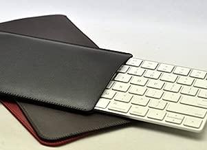 ceocase for Apple Magic Keyboard 2 (2st Gen 2016 Release) Case New Luxury Slim Sleeve Cover … (Black)