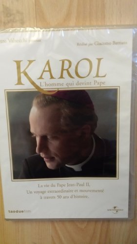 Locandina Karol, l'homme qui devint pape