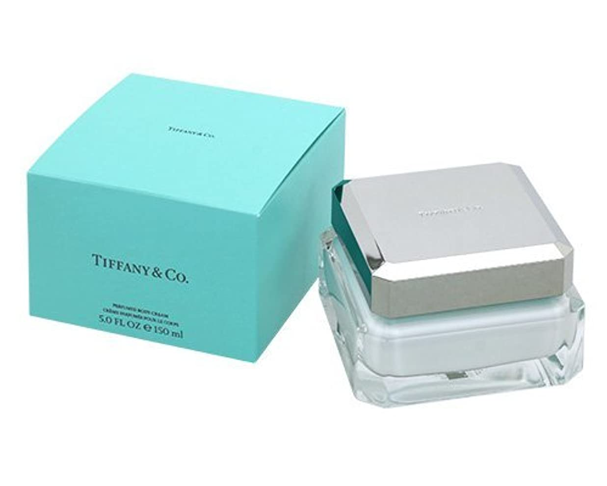 蒸発封筒蘇生するティファニー TIFFANY&Co ボディークリーム 150ml (香水/コスメ) [並行輸入品]