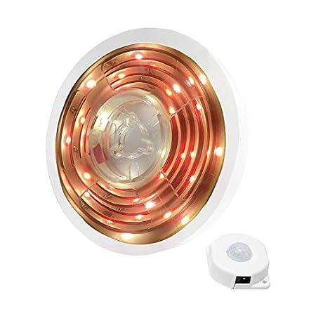 【5/9まで】BRTLX 人感センサーライト LEDテープライト 150cm 679円送料無料!