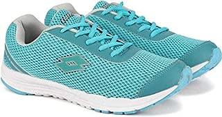 Lotto Women Ocean Blue/Grey Genesis Running Shoes 5