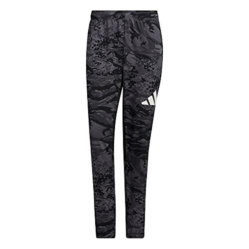 adidas GP6636 3 Bar Camo PNT Sport Trousers Mens Black S ⭐