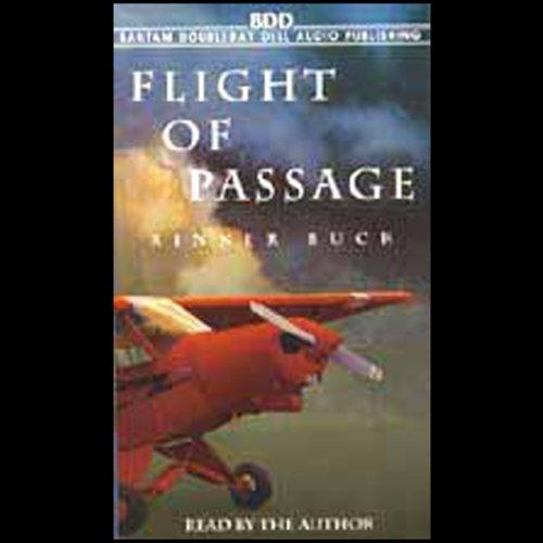Flight of Passage audiobook cover art