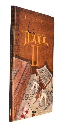 Le Décalogue, tome II : La fatwa [Album] [Jan 01, 2001] Giroud Frank and Vita de