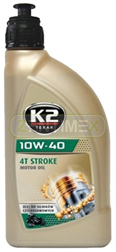 Motoröl Öl Motorrad Motorräder 10W-40 4T 4 T 4-Takt Viertakt-Motoren Schutz vor Teilverschleiß...