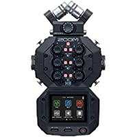 Zoom H8 12-Track Portable Recorder with Stereo Microphones