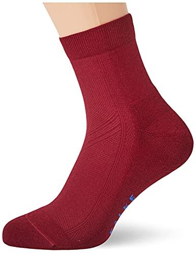 FALKE Unisex Cool Kick U SSO Socken, rot (Plum Pie 8407), 42-43