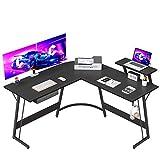CubiCubi Gaming L-Shaped Desk Computer Corner Desk, 50.8' Home Ofice Gaming...