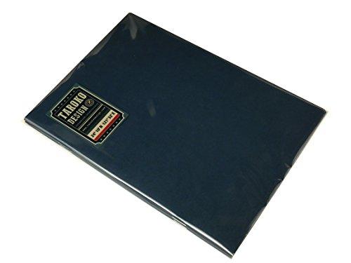 Taroko Design Tomoe River A5 Notebook, 2-Pack, Blank, Cream