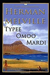Cover of Typee, Omoo, and Mardi by Herman Melville