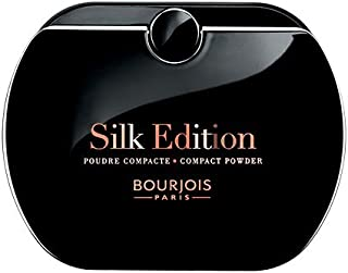 Bourjois Silk Edition Compact Powder - 55 Golden Honey, 9 g
