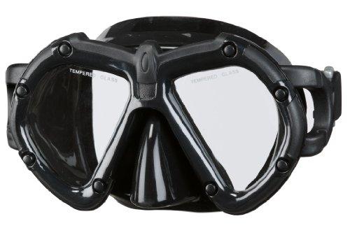 Beco Tauchermaske Miami Tauchmaske (schwarz)