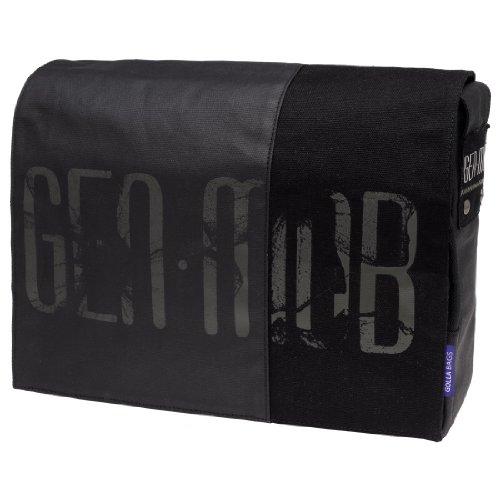 Golla Aden G1292 Messengertasche für Netbook und Tablet-PC schwarz