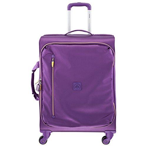 DELSEY Trolley semirrígido Solution Púrpura