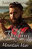 Treating the Mountain Man (Bachelor Bluff Mountain Man Book 1)