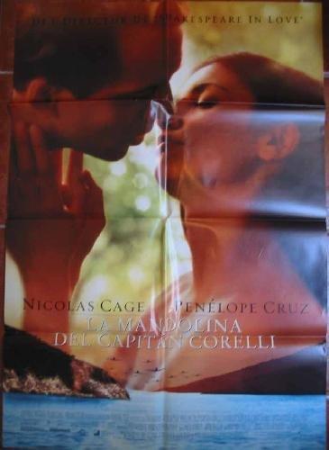 POSTER - Poster Film : LA MANDOLINA DEL CAPITAN CORELLI