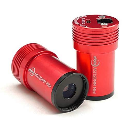ZWO ASi 120 Mini Mono - kompakte Astrokamera und schneller Autoguider, ASi120Mini