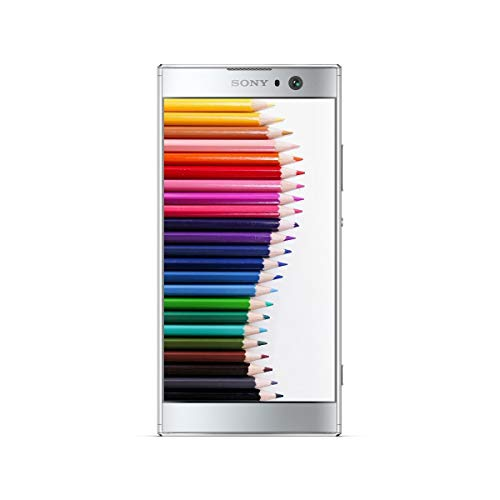 "Sony Xperia XA2 Smartphone 5,2"" SIM unique 4G 3 Go 32 Go 3 300 mAh Argenté (13,2 cm (5.2""), 32 Go, 23 MP, Android, 8.0, argenté)"
