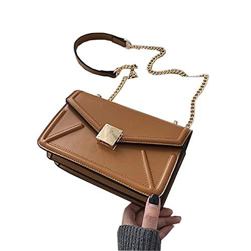 Kleine tas Joker een schouder messenger tas vrouw/ketting kleine vierkante tas