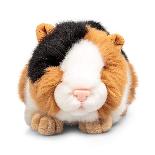 Animigos 37234 Plüschtier Meerschweinchen, Stofftier im realistischen Design, kuschelig weich, ca. 21 cm groß