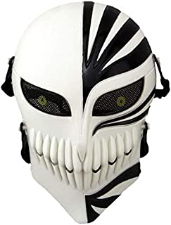 WINMI Skull Face Mask Protective Mask Gear for Airsoft Paintball Outdoor War Game Halloween Party Death Skull Face Mask