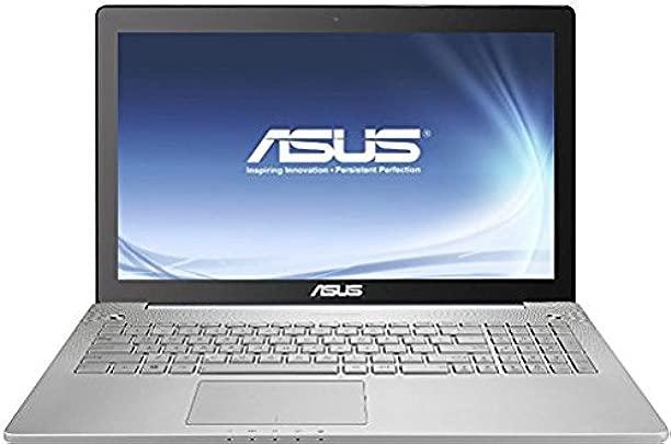 Asus N550JK-DS507H 39 6 cm 15 6 Zoll 4K UHD Laptop Intel Core i7 4710HQ 2 5GHz 16GB RAM 256GB SSD NVIDIA GeForce GTX 850M DVD Win 8 silber Schätzpreis : 332,00 €