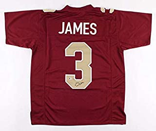 Derwin James Autographed Signed Memorabilia Florida State Seminoles Jersey Beckett Chargers All Pro Db