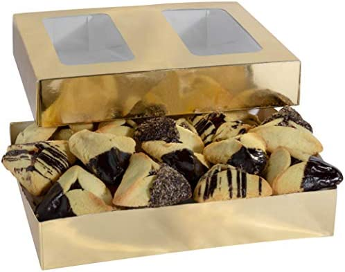Granny Bella Hamantaschen Purim Gift Baskets Assorted Hamentaschen Shalach Manos Cookies Chocolate product image