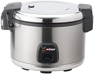 Instant Pot Duo 7-in-1 Electric Pressure Cooker, Sterilizer, Slow Cooker, Rice Cooker, Steamer, Saute, Yogurt Maker, and Warmer, 6 Quart, 14 One-Touch Programs Toshiba TRCS01 Cooker 6 Cups Uncooked (3L) with Fuzzy Logic and One-Touch Cooking, Brown Rice, White Rice and Porridge Value Series RC-S300 Rice Cooker - 60 Cup, Stainless Steel