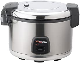 Value Series RC-S300 Rice Cooker - 60 Cup, Stainless Steel
