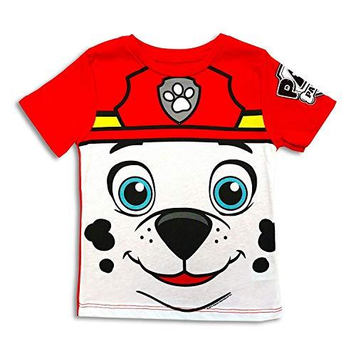 Paw Patrol I Am Marshall Kleuters Kostuum T-shirt | 2T