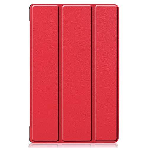 GHC Pad Fundas & Covers para Lenovo Tab M10 Plus TB-X606F TB-X605F TB-X605L TBB-X505F Funda de Tableta para Lenovo FHD Plus M10 (Color : T9)