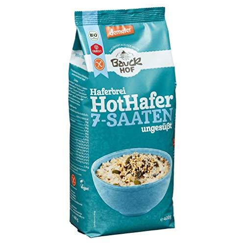 Bauck Bio hotHafer 7-Saat, 400 g