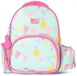 Penny Scallan Backpack Medium Pineapple Bunting
