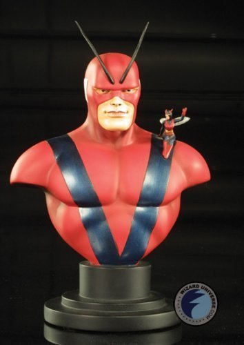 Giant Man & Wasp Mini Bust by Bowen Designs