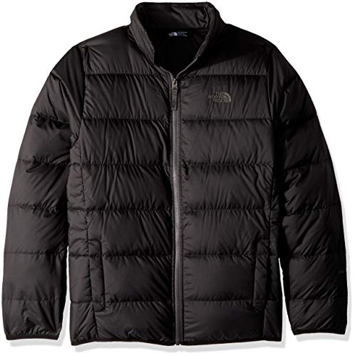 THE NORTH FACE Jungen Jacke Andes, Tnf Black/Graphite Grey, S, T0CHQ6KU6