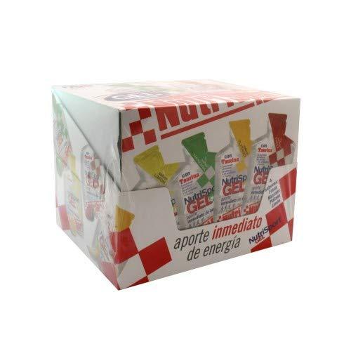 Nutrisport Gel Con Taurina+Fresa Caja 24Unid 100 g