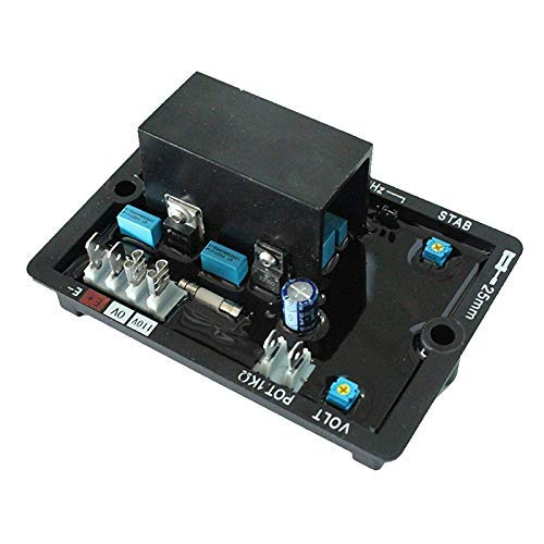 BINGFANG-W Motor Driver Avr R220 Automatic Voltage Regulator Electronics Module for Leroy Somer Below 100Kw 3D Printer