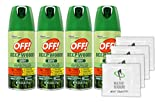 Off! Deep Woods Dry Aerosol Insect Repellent