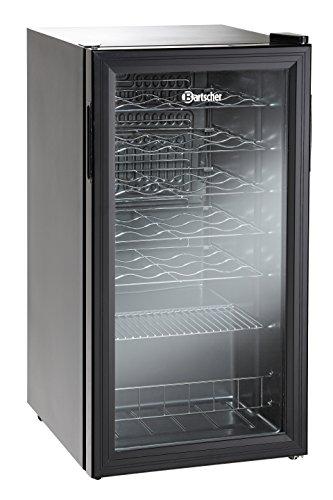 Bartscher 700082G Flaschenkühlschrank, 88 Liter