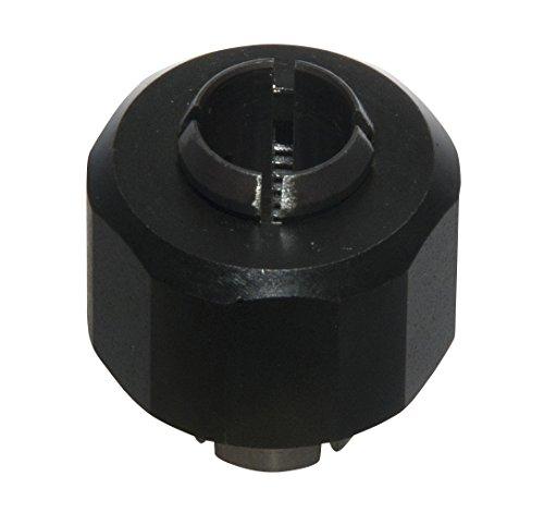 MAKITA 192988-9 192988-9-Casquillo conico de 8 mm + Tuerca para amoladoras Rectas GD0800c y GD0810c, 0 W, 0 V