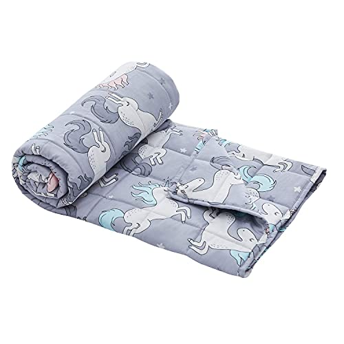 Tempcore Weighted Blanket for Kids 5lbs, Toddler Weighted Blanket...