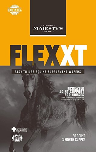 Majesty's FlexXT Wafer Supplement, 30-Count